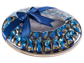 Chocolate Alp Blue Gift