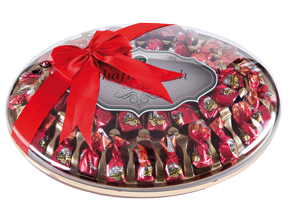 Chocolate Alp Red Gift