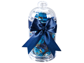 Chocolate Crystal Jam Blue Gift
