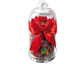 Chocolate Crystal  Jam Red Gift