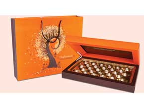 Chocolate autumn Gift